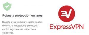 protocolo de seguridad expressvpn